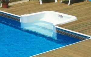 Aqua Star All-American Deckable Pool