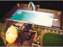Install an Above Ground Pool