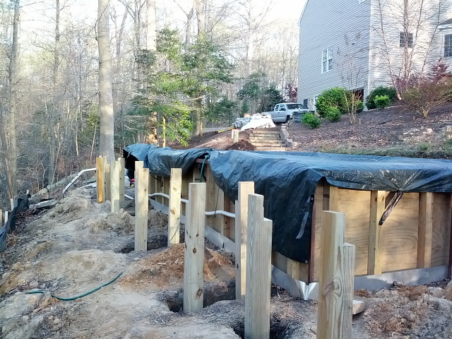 Posting on Above Ground Pool Project