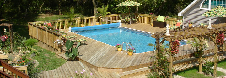 Aqua Star Deckable Pool